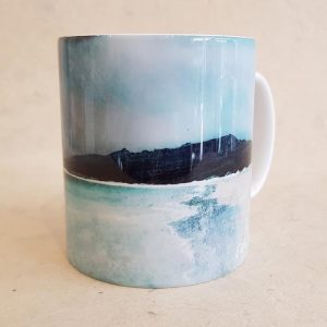 Reef Beach Isle of Lewis Mug
