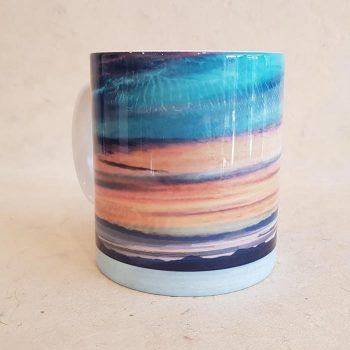 Western Isles from Trotternish Isle of Skye Mug