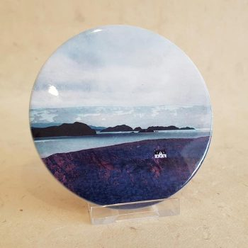 The Summer Isles from Achiltibuie Coaster