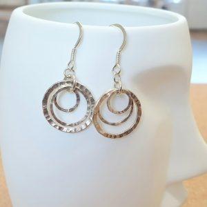 Small Multi link earrings