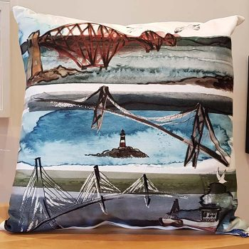 3 Bridges Cushion