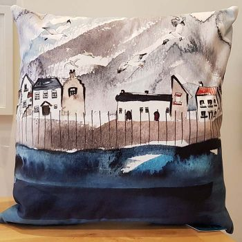 South Queensferry Cushion