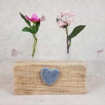 Driftwood Bud Vase