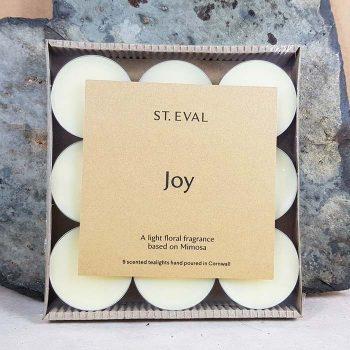 Joy Scented Tea Lights