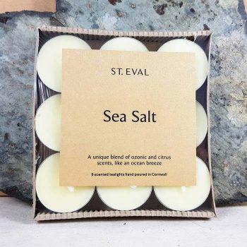 Sea Salt Scented Tea Lights
