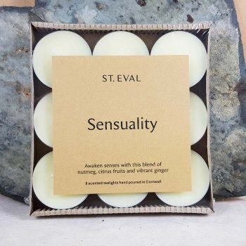 Sensuality Scented Tea Lights