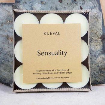Sensuality Scented Tea Lights