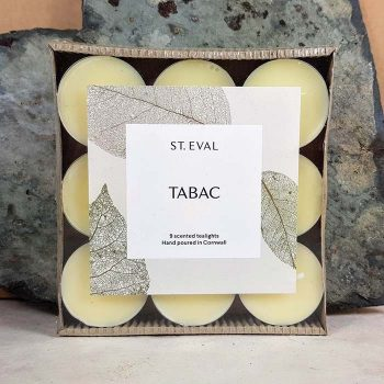 Tabac Scented Tea Lights