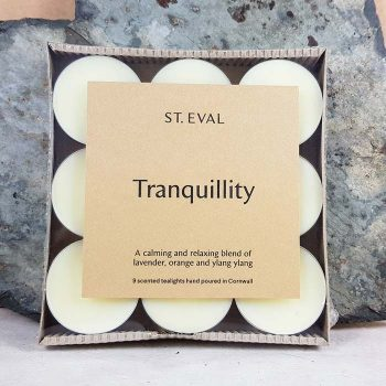 Tranquillity Scented Tea Lights