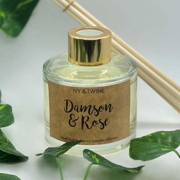 Damson and Rose Diffuser