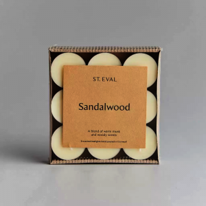 SANDALWOOD TEALIGHTS