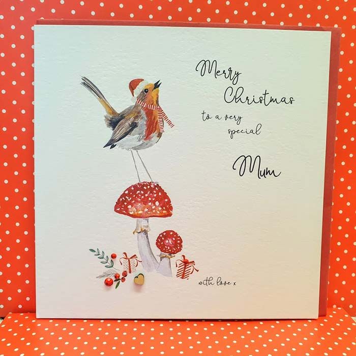 To A Very Special Mum