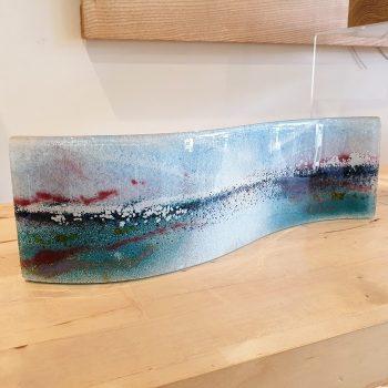 CURVED GLASS PANEL LAGUNA