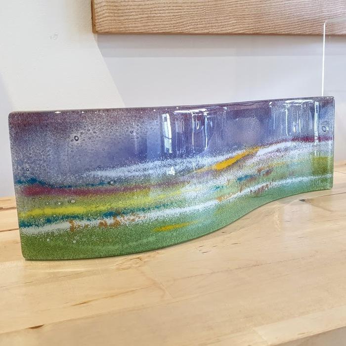 CURVED GLASS PANEL RHAPSODY