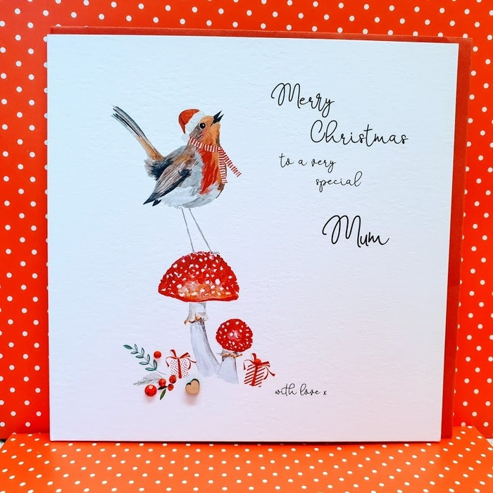 Merry Christmas to a very special Mum