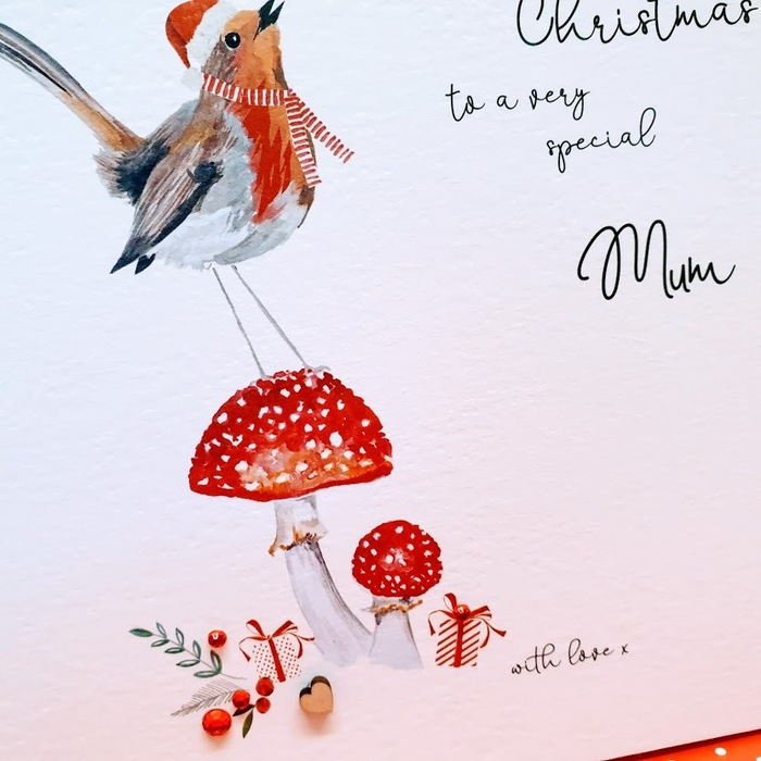 Special Mum Christmas Card