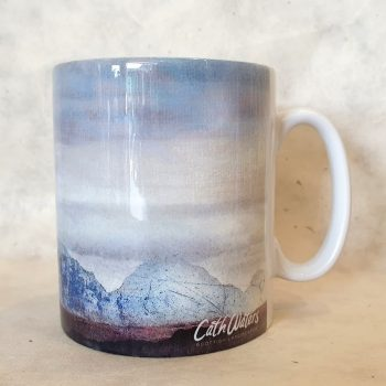 The Cuillins Isle of Skye Ceramic Mug