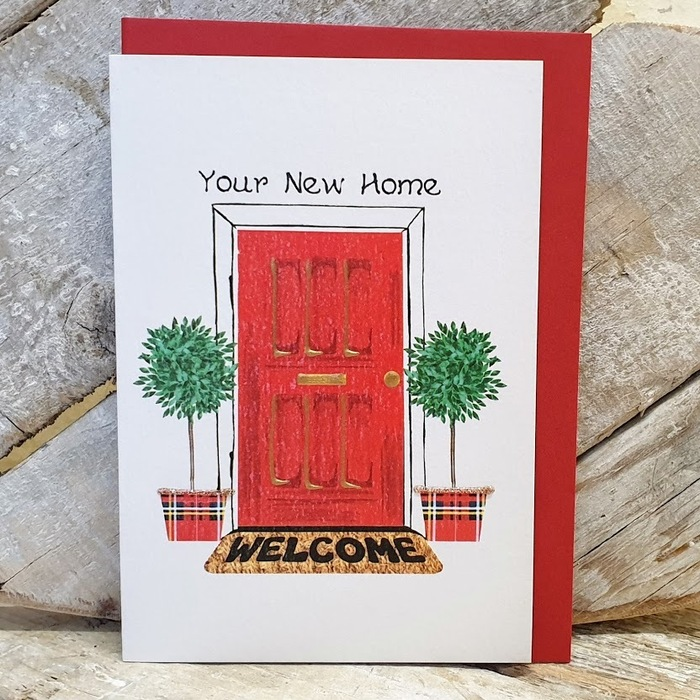 YOUR NEW HOME CARD