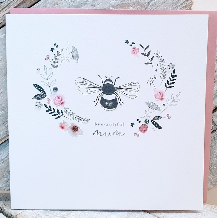 BEE-AUTIFUL MUM MOTHER'S DAY CARD