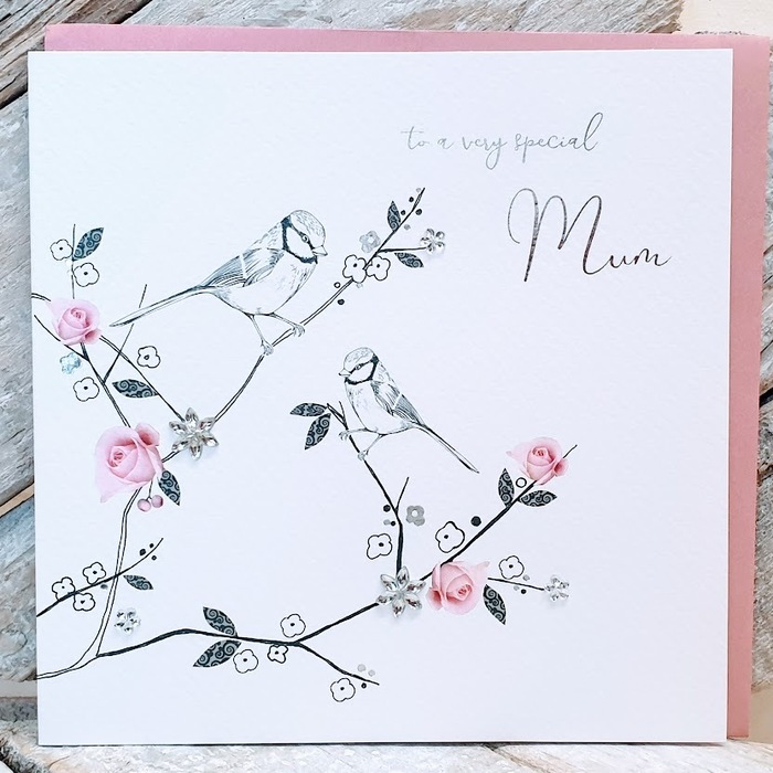 TO A SPECIAL MUM MOTHER'S DAY CARD