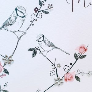 TO A SPECIAL MUM MOTHER'S DAY CARD DETAIL