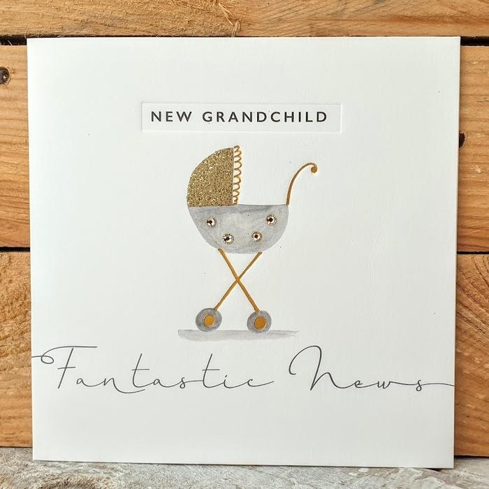NEW GRANDCHILD, FANTASTIC NEWS