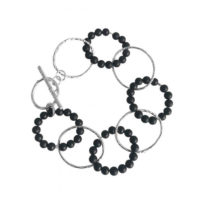 Interlinked bracelet