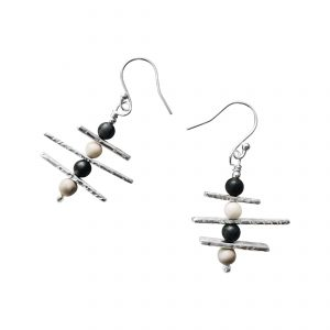 Shadow earrings