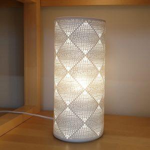 PORCELAIN LAMP SQUARES
